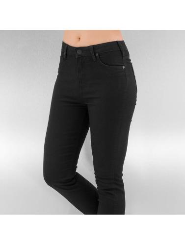 Lee Damen High Waist Jeans Skyler in schwarz