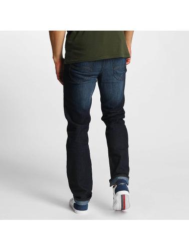 Lee Hombres Jeans ajustado Daren in azul
