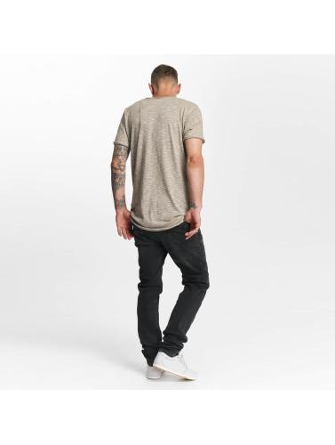 Lee Hombres Jeans ajustado Rider in gris