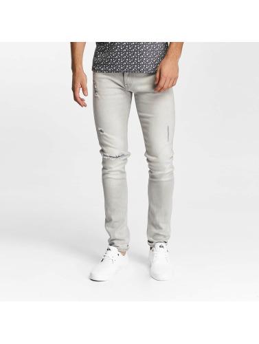 Lee Hombres Jeans ajustado Luke in gris