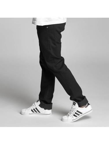 Lee Hombres Jeans ajustado Daren in negro