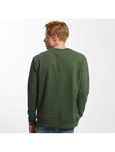Lee Herren Pullover Logo in grün Original-Verkauf Verkauf Verkauf Online Billig Große Diskont eTbpHOR