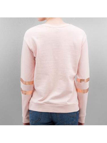 Lee Damen Pullover Foil in rosa