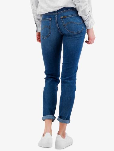Lee Damen Skinny Jeans Scarlett in blau