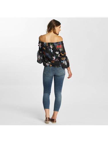 Lee Damen Skinny Jeans Scarlett Cropped in blau