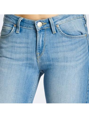 Lee Damen Skinny Jeans Scarlett in blau Günstig Kaufen Blick Qce5bTFq