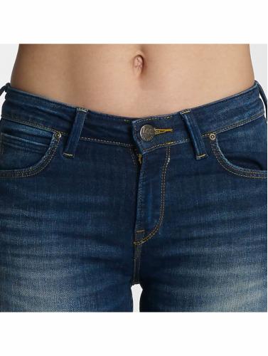 Lee Damen Skinny Jeans Jodee in blau