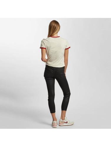 Lee Damen Skinny Jeans Scarlett Cropped in schwarz