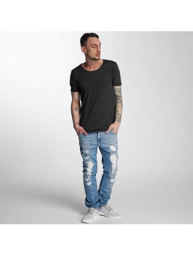 Lee Herren Slim Fit Jeans Rider in blau