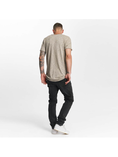 Lee Herren Slim Fit Jeans Rider in grau