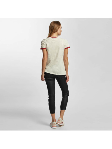 Lee Damen T-Shirt Kansas in beige