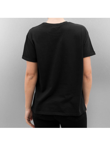 2018 Unisex Online Lee Damen T-Shirt Logo in schwarz Outlet Rabatte v2sfQ56