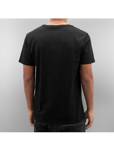 Lee Herren T-Shirt Logo in schwarz