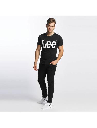 Spielraum Günstigsten Preis Lee Herren T-Shirt Logo in schwarz Freies Verschiffen Preiswerter Preis Freies Verschiffen Für Nette 100% Ig Garantiert Günstig Online Spielraum Bester Verkauf ux3wY3IZ