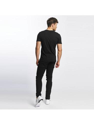 Lee Herren T-Shirt Logo in schwarz
