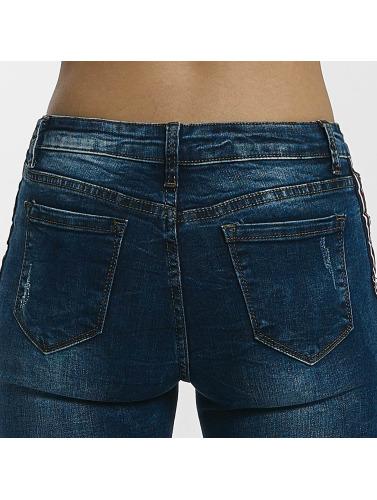 Leg Kings Ladies Skinny Jeans Miss Bon In Blue