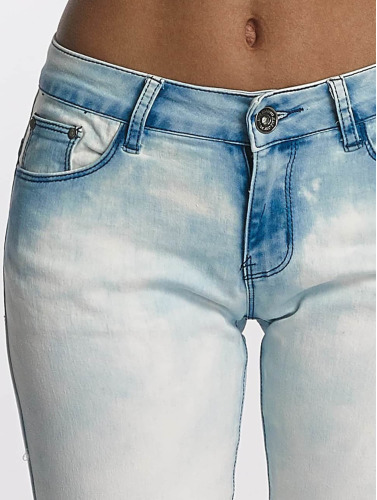 Leg Kings Damen Skinny Jeans Marshall in blau