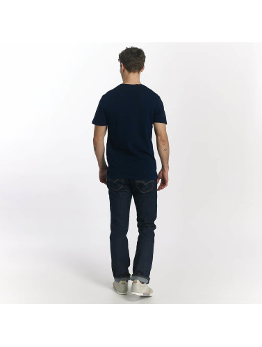 Levis® Hombres Camiseta Set In Sunset Pocket in índigo