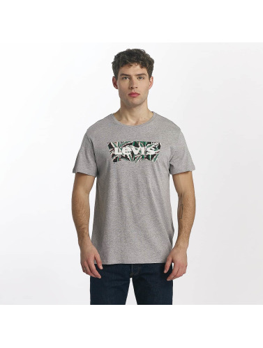 Levis® Hombres Camiseta Housemark Graphic in gris