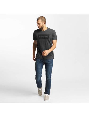 Levis® Hombres Camiseta Housemark Graphic in negro