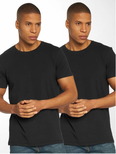 Levis® Hombres Camiseta 2-Pack 200 SF in negro