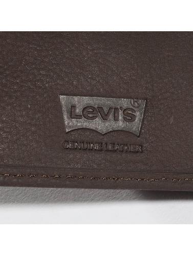 Levi's® Herren Geldbeutel Vintage Two Horse Bifold in braun