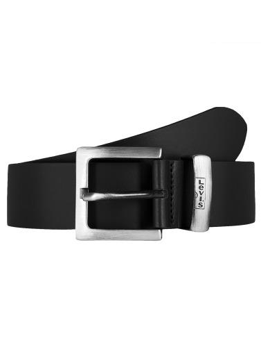 Levi's® Gürtel Albert in schwarz