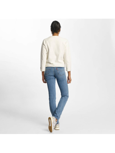 Levis® Mujeres Jeans ajustado 712 Straight Fit in azul