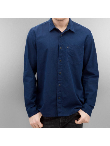 Levi's® Herren Longsleeve 8 Pocket in blau