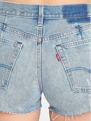 Levis® Mujeres Pantalón cortos Shorts Altered Zip in índigo
