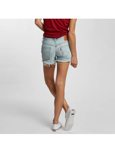 Levi's® Damen Shorts 501® in blau