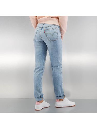 Levi's® Damen Skinny Jeans Skinny in blau