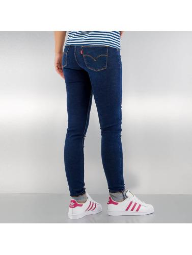 Levi's® Damen Skinny Jeans 710 FlawlessFX Super in blau