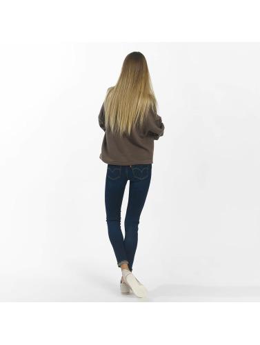 Levi's® Damen Skinny Jeans 710 Super in blau