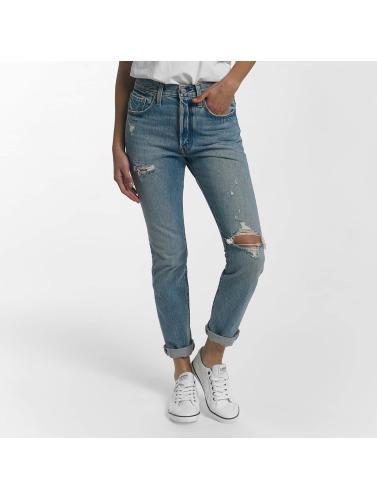 Levi's® Damen Skinny Jeans 501 Skinny in blau