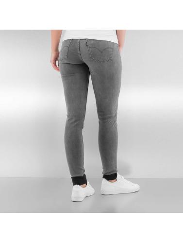 Levi's® Damen Skinny Jeans 710 FlawlessFX Super in grau