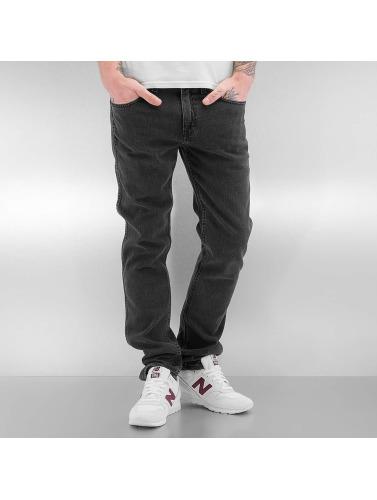 Levi's® Herren Slim Fit Jeans Line 8 in schwarz