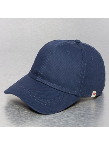 Levi's® Snapback Cap One in blau