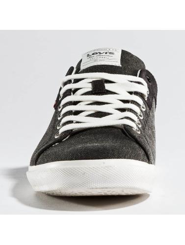 Levi's® Herren Sneaker Woods in schwarz