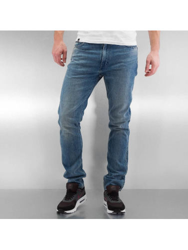 Levi's® Herren Straight Fit Jeans Line 8 in blau