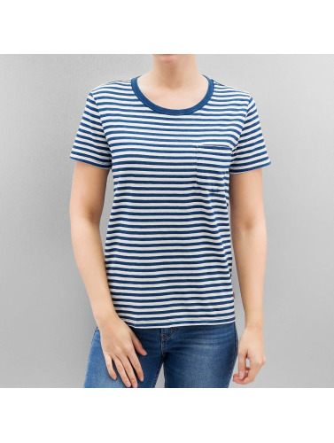 Levi's® Damen T-Shirt Perfect Pocket in blau