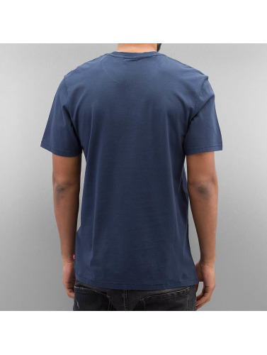 Levi's® Herren T-Shirt Graphic Set-In in blau