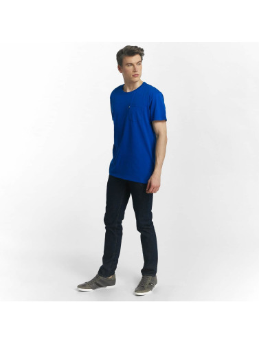 Levi's® Herren T-Shirt Line 8 in blau