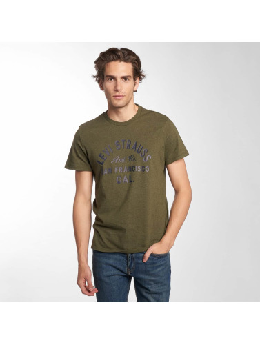 Levi's® Herren T-Shirt Graphic Set in grün