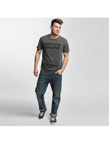 Levi's® Herren T-Shirt Housemark Graphic in schwarz