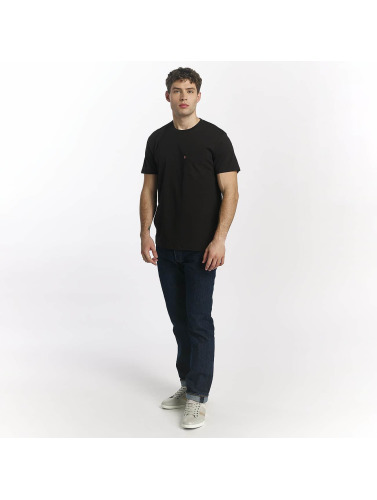 Levi's® Herren T-Shirt Set In Sunset in schwarz