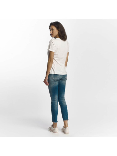 Levi's® Damen T-Shirt Retro 501 in weiß