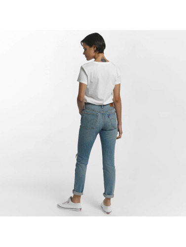 Levi's® Damen T-Shirt Perfect in weiß
