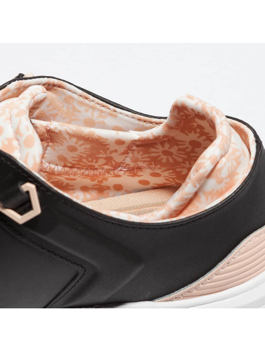 Levis® Mujeres Zapatillas de deporte Black Tab Runner in negro