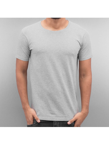 Lindbergh Herren T-Shirt Stretch in grau
